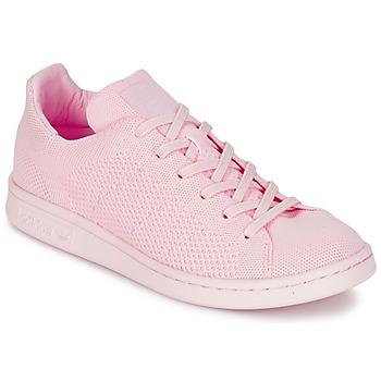 Buty Damskie Trampki niskie adidas Originals STAN SMITH PK Różowy