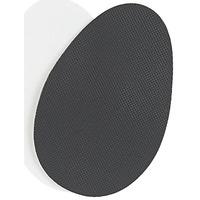 Dodatki Akcesoria do butów Famaco Patins d'usure T2 noir Czarny