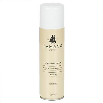 "Produkty do pielęgnacji Famaco Aérosol ""Rénovateur Daim"" incolore 250 ml"
