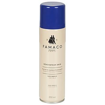 """Produkty do pielęgnacji Famaco Aérosol """"Rénovateur Daim"""" marine 250 ml"""