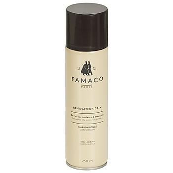 "Produkty do pielęgnacji Famaco Aérosol ""Rénovateur Daim"" marron foncé 250 ml"