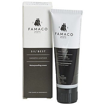 Pasty do butów Famaco Tube applicateur cirage blanc 75 ml