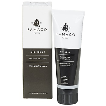 Dodatki Pasty do butów Famaco Tube applicateur cirage incolore 75 ml Neutral