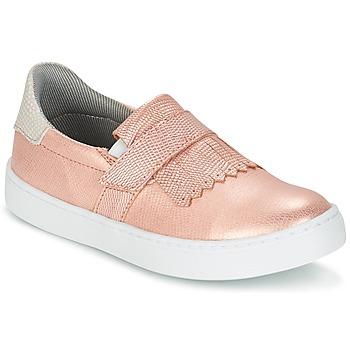 Buty Dziewczynka Tenisówki Bullboxer ADJAGUE Różowy / Dore