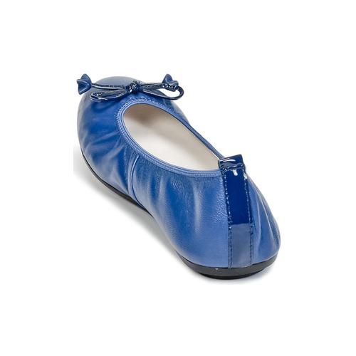 ELIANE  Mac Douglas  baleriny  damskie  niebieski