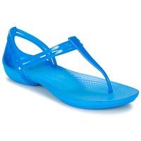 Buty Damskie Sandały Crocs CROCS ISABELLA T-strap Blue