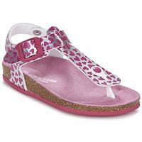 Buty Dziewczynka Sandały Agatha Ruiz de la Prada BOUDOU Różowy