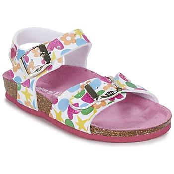 Buty Dziewczynka Sandały Agatha Ruiz de la Prada BIDOU Wielokolorowe