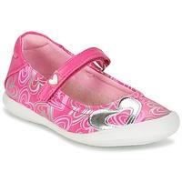 Buty Dziewczynka Baleriny Agatha Ruiz de la Prada BALOIN Różowy