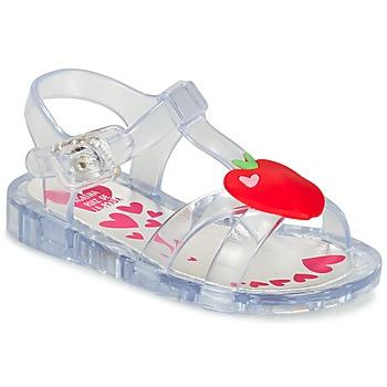 Buty Dziewczynka Sandały Agatha Ruiz de la Prada BOULINETTE Biały