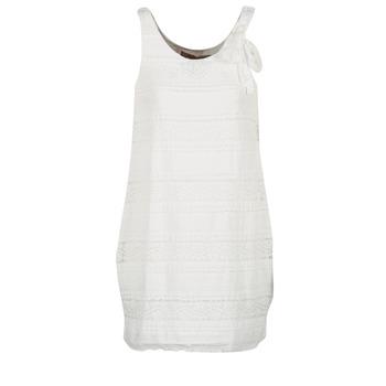 tekstylia Damskie Sukienki krótkie Desigual KERASO Biały