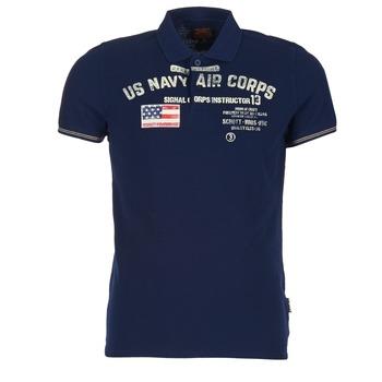 Koszulki polo z krótkim rękawem Schott ALEC