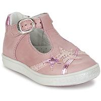 Buty Dziewczynka Baleriny Babybotte STARMISS Różowy