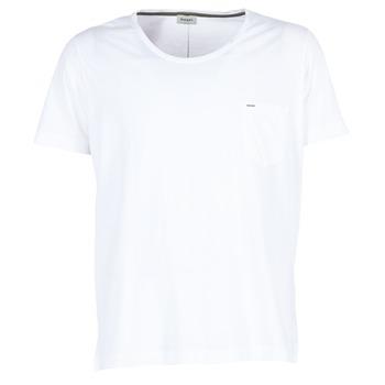 tekstylia Męskie T-shirty z krótkim rękawem Diesel T KRONOX Biały