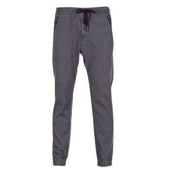 tekstylia Męskie Spodnie z pięcioma kieszeniami Diesel P BLACK Szary