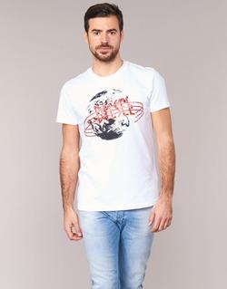 tekstylia Męskie T-shirty z krótkim rękawem Diesel T DIEGO NC Biały