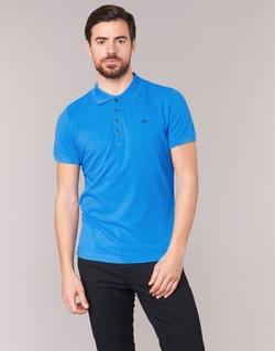 tekstylia Męskie Koszulki polo z krótkim rękawem Diesel T HEAL Niebieski