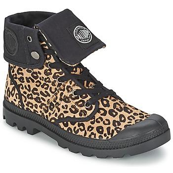 Buty Damskie Buty za kostkę Palladium BAGGY PN Leopard
