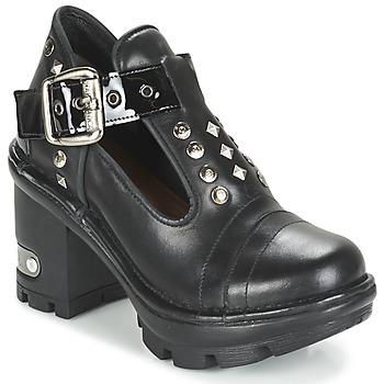 Buty Damskie Low boots New Rock DEZDO Czarny