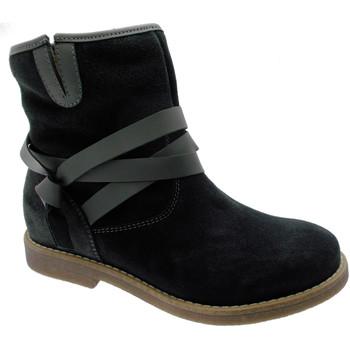 Buty Damskie Low boots Calzaturificio Loren LOC3708gr grigio