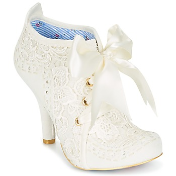 Buty Damskie Low boots Irregular Choice ABIGAIL'S THIRD PARTY Creme