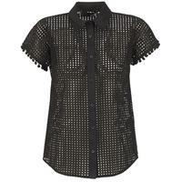 tekstylia Damskie Koszule Love Moschino WCC0480 Czarny