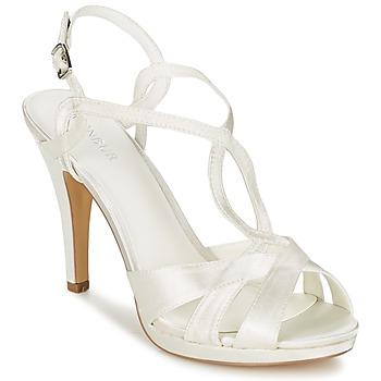 Buty Damskie Sandały Menbur AMPARO Biały