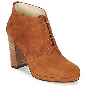 Buty Damskie Botki Betty London PANAY Camel