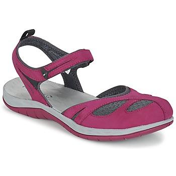 Buty Damskie Sandały Merrell SIREN WRAP Q2 Różowy