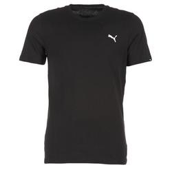 tekstylia Męskie T-shirty z krótkim rękawem Puma ESS TEE Czarny