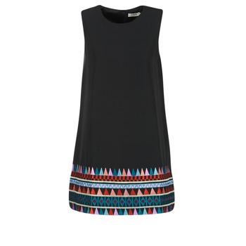 tekstylia Damskie Sukienki krótkie Molly Bracken MESPT Czarny