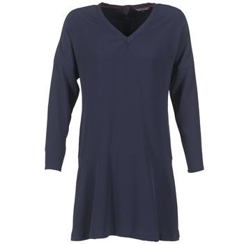 tekstylia Damskie Sukienki krótkie Tommy Hilfiger GRETA Marine