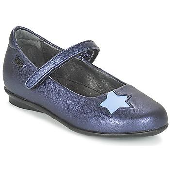 Buty Dziewczynka Baleriny Camper TWS Niebieski