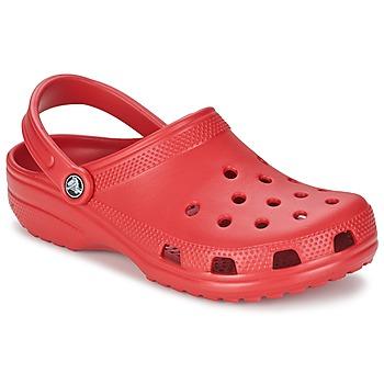 Buty Chodaki Crocs CLASSIC Czerwony