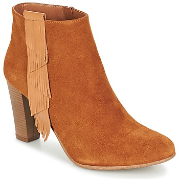 Buty Damskie Botki Betty London GATERASE CAMEL
