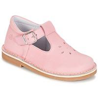 Buty Dziewczynka Baleriny Citrouille et Compagnie GARENIA Różowy