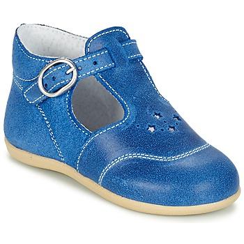 Buty Chłopiec Sandały Citrouille et Compagnie GODOLO Niebieski