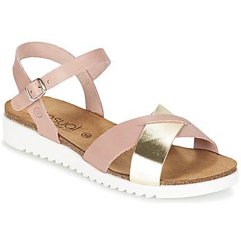 Buty Damskie Sandały Casual Attitude GIFA Różowy / DORE