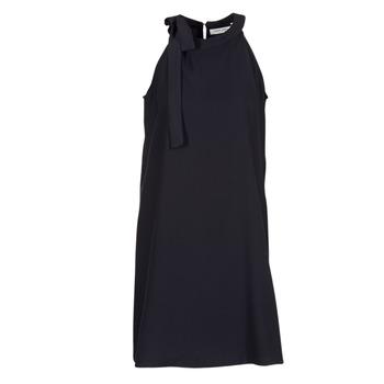 tekstylia Damskie Sukienki krótkie Naf Naf LOISEL Czarny