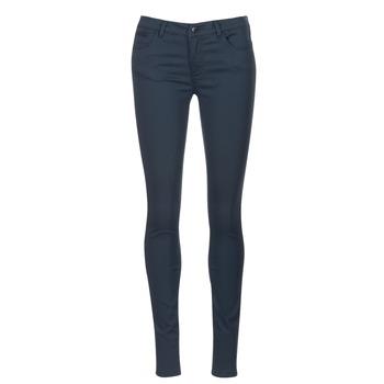 tekstylia Damskie Spodnie z pięcioma kieszeniami Only ELENA MARINE
