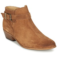Buty Damskie Low boots Betty London GAFFERISTI CAMEL