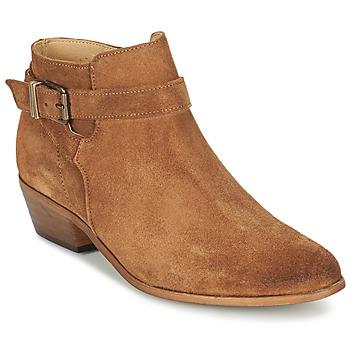 Buty Damskie Low boots Betty London GAFFERISTI CAMEL