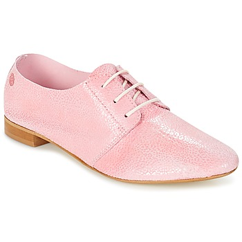 Buty Damskie Derby Betty London GEZA Różowy
