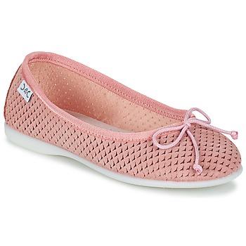 Buty Dziewczynka Baleriny Citrouille et Compagnie GERRAGO Różowy