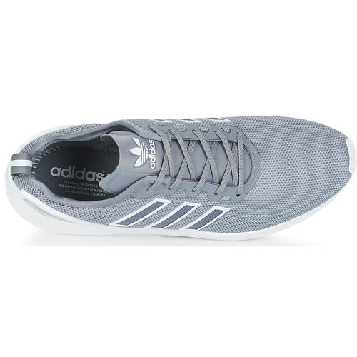 Adidas Originals Zx Flux Adv Szary - Bezpłatna Dostawa | Spartoo.pl ! Buty Trampki Niskie Meskie 383,20 Zł