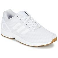 Buty Męskie Trampki niskie adidas Originals ZX FLUX Biały