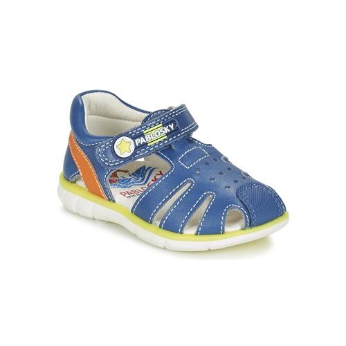 Buty Chłopiec Sandały Pablosky GUADOK Niebieski