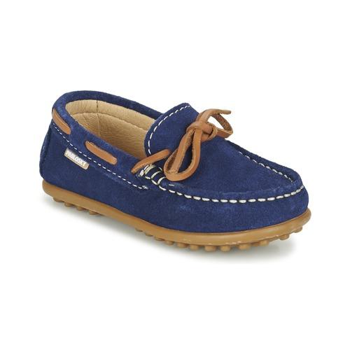 Buty Chłopiec Buty żeglarskie Pablosky RACEZE Niebieski
