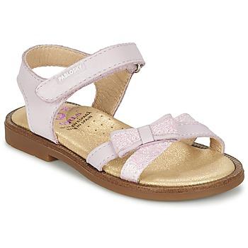 Buty Dziewczynka Sandały Pablosky SELMIE Różowy