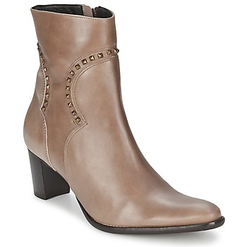 Buty Damskie Botki Betty London GRELOT TAUPE